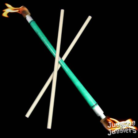 firedevilstickgreen